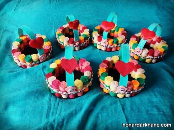 مدل های متنوع هفت سین برای عید نوروز