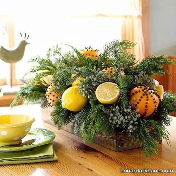 میوه آرایی های زیبا