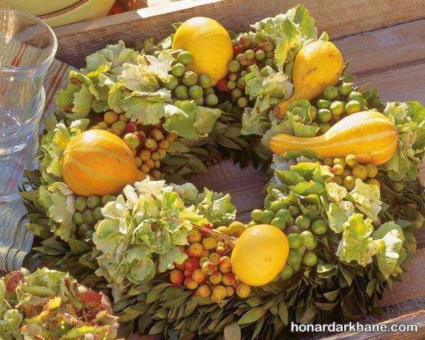دیزاین میوه برای شب یلدا