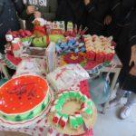 تزیینات شب یلدا در مدرسه
