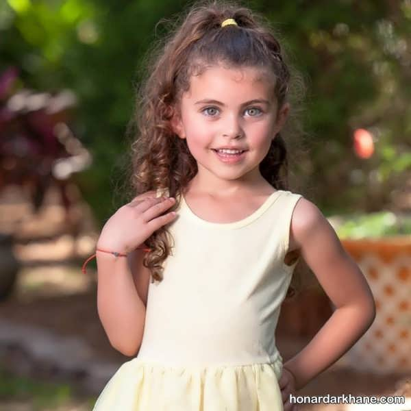 مدل های مو کودکانه در انواع مختلف