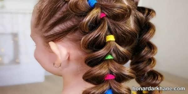 انواع مختلف مدل مو دخترانه