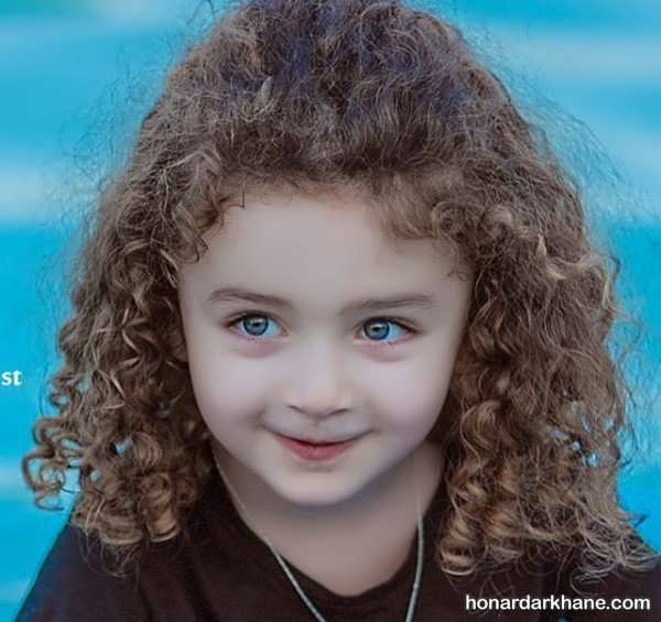 مدل های جدید و خاص مو دخترانه