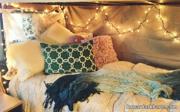 انواع دیزاین زیبا و شیک اتاق خواب