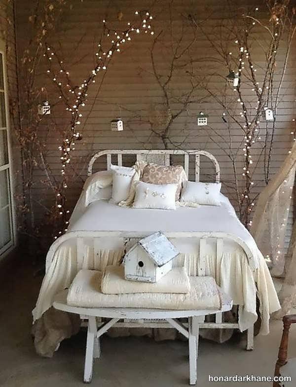 ایده های جدید و خاص تزیین اتاق خواب