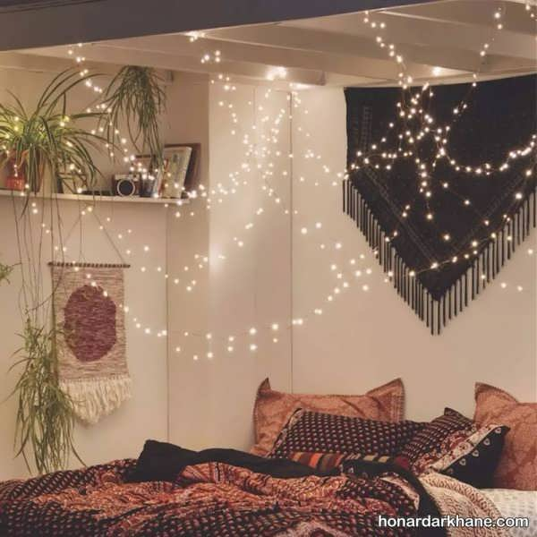انواع دیزاین جذاب و جدید اتاق خواب