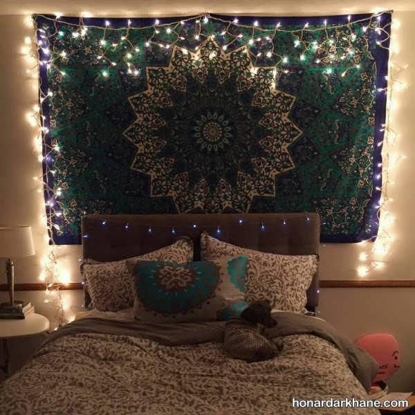 انواع دکوراسیون جالب اتاق خواب