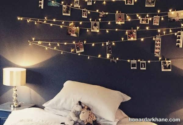 مدل های زیبا و عاشقانه تزیین اتاق خواب
