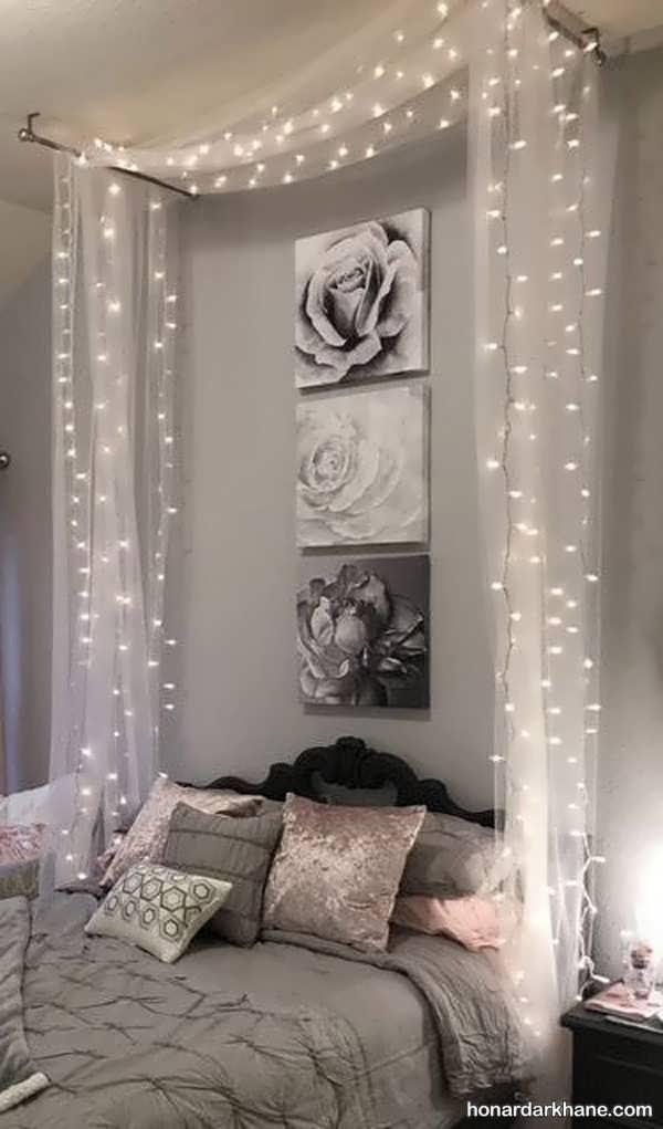 انواع دیزاین شیک و جالب اتاق خواب