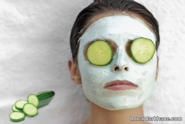 پاکسازی صورت با استفاده از مواد طبیعی