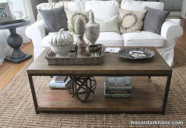 انواع دیزاین جالب میز پذیرایی