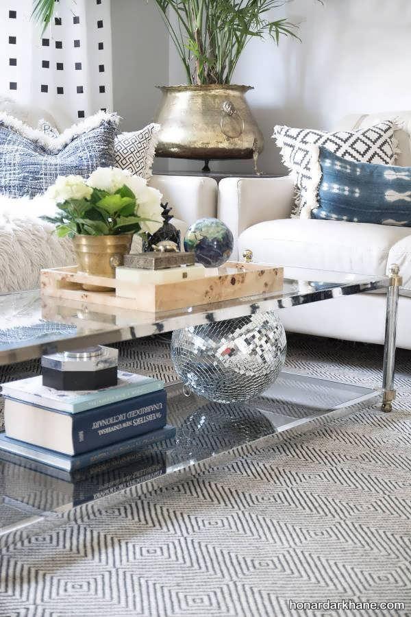 انواع دیزاین شیک و خاص میز پذیرایی