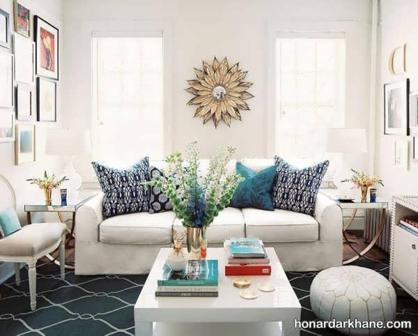 انواع دیزاین شیک و جذاب میز پذیرایی
