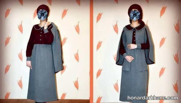 مدل های شیک لباس پذیرایی عید