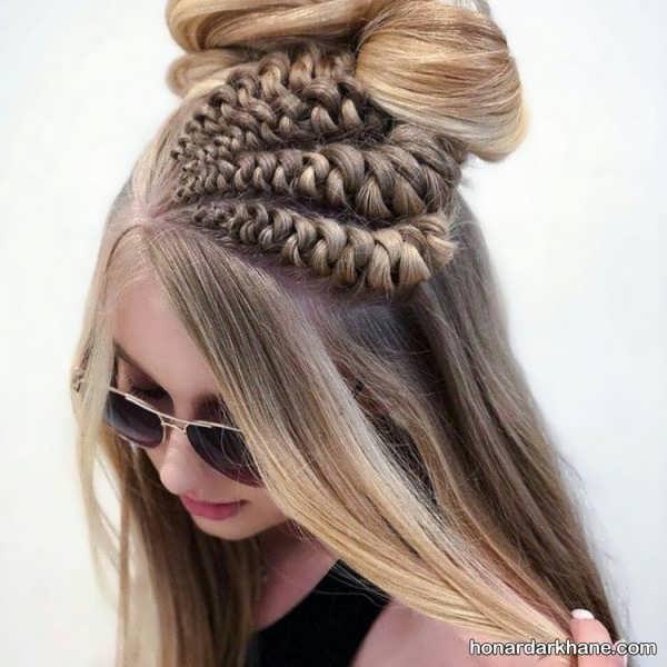 انواع بافت مو آفریقایی زیبا و جذاب