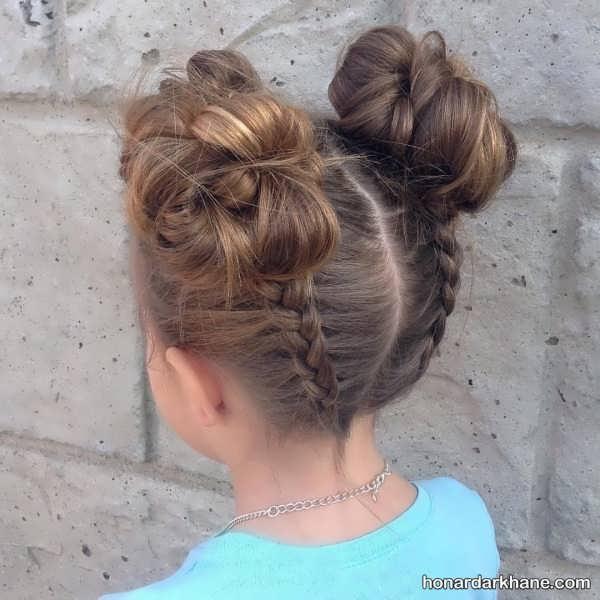 انواع بافت مو در شکل های زیبا و جالب