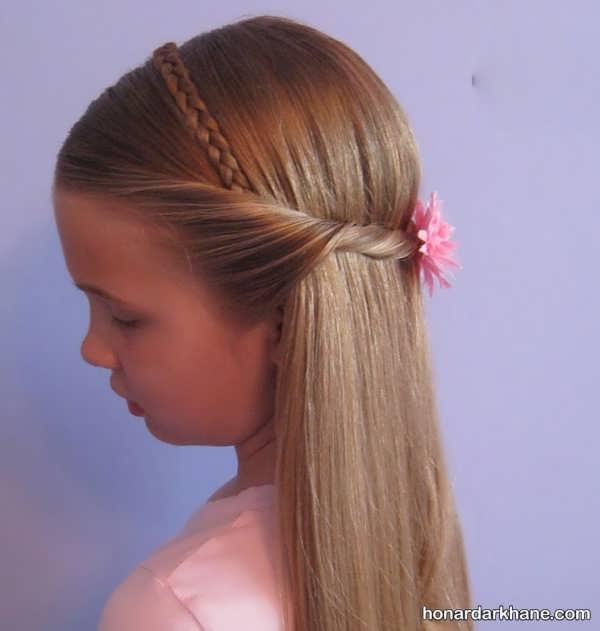 انواع بافت مو در سبک های مختلف