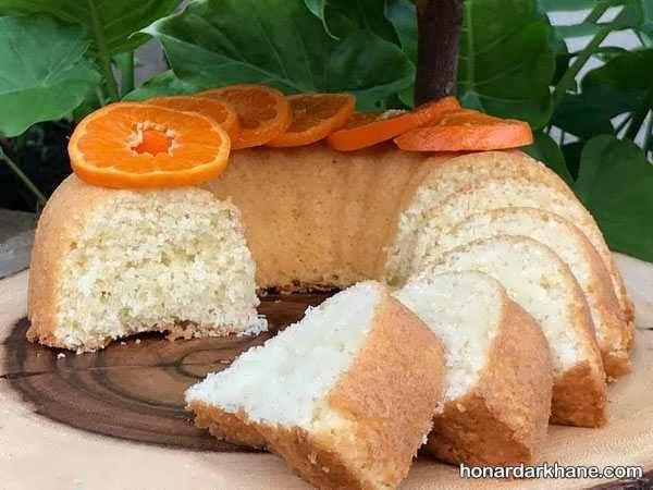 دستور تهیه کیک نارگیلی با طعمی بی نظیر
