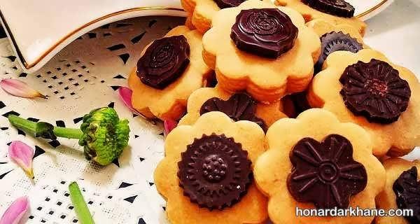 روش پخت شیرینی بیسکوییتی