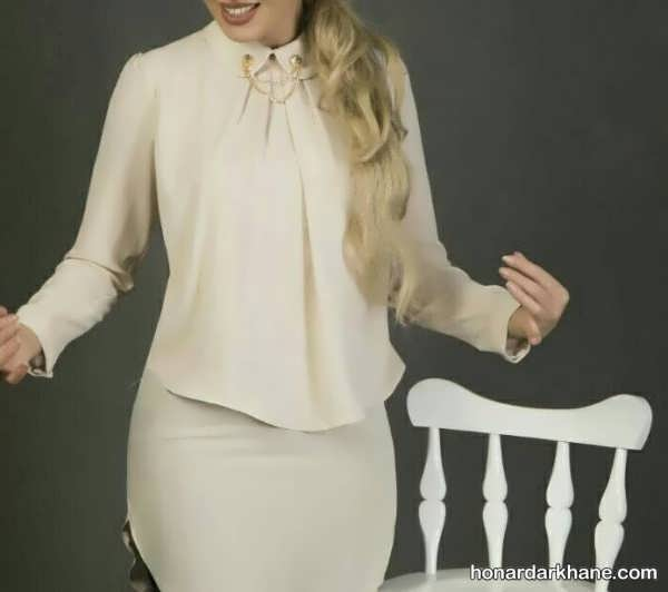 مدل های خاص و جذاب شومیز دخترانه