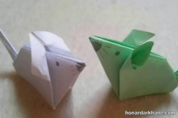 ایده های جالب برای ساخت کاردستی موش