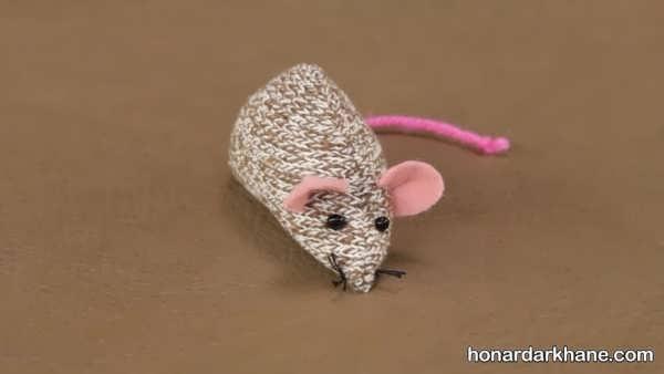 انواع صنایع دستی به شکل موش