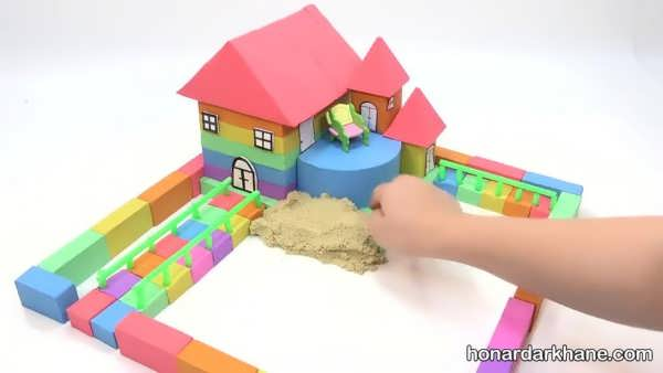 ساخت ماکت خانه با ایده های جدید