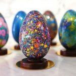 روش های خلاقانه تزیین تخم مرغ رنگی عید