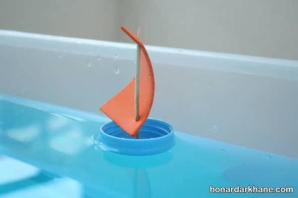 ایده های خلاقانه و جالب ساخت قایق