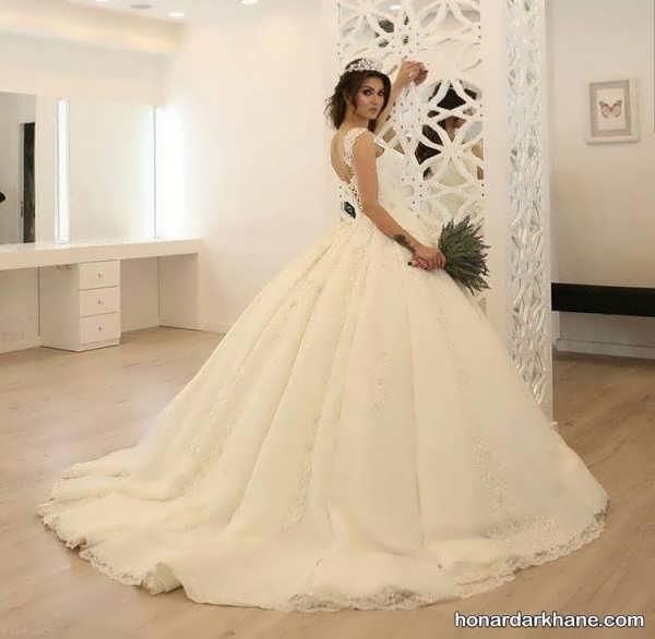 انواع لباس عروس جذاب 2020