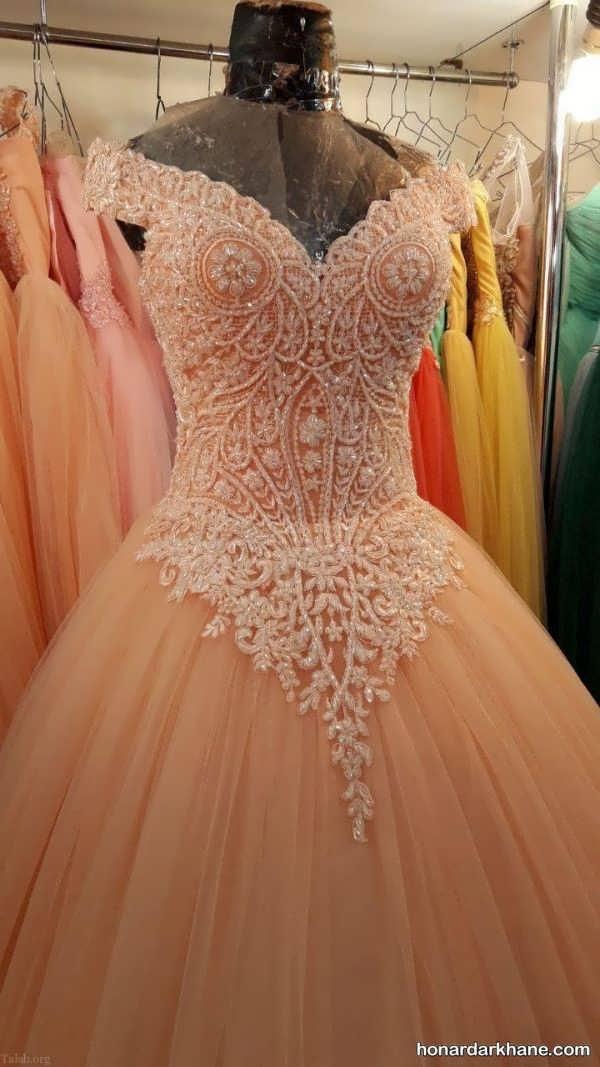 انواع لباس عروس شیک و جذاب 2020