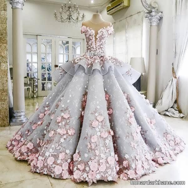 شیک ترین مدل های لباس عروس 2020