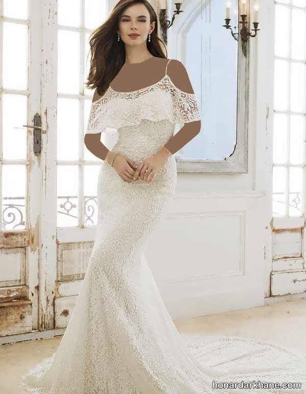 انواع مختلف مدل لباس عروس 2020