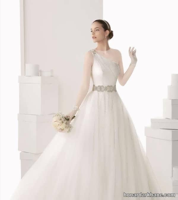 مدل های شیک و جذاب لباس عروس 2020