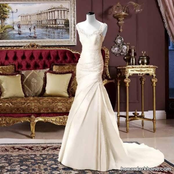 زیباترین مدل های لباس عروس 2020