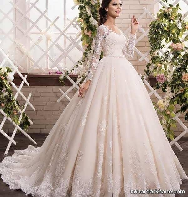 انواع لباس عروس شیک و جدید 20209