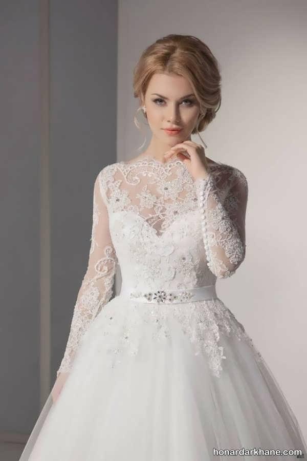 انواع لباس عروس جدید 2020