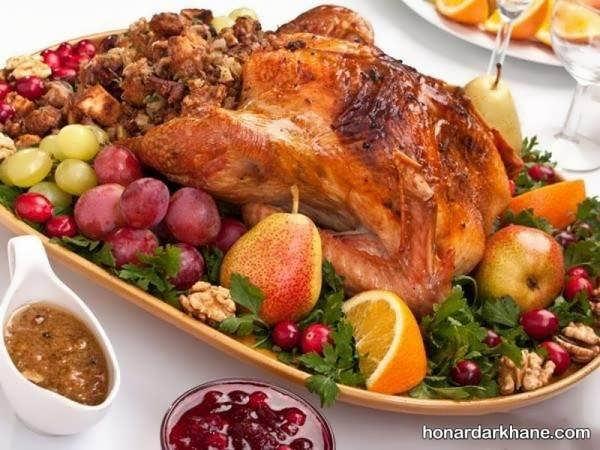 انواع دیزاین مرغ به شکل های مختلف