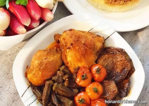 انواع مختلف دورچین مرغ