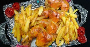 انواع دورچین مرغ به سبک های مختلف