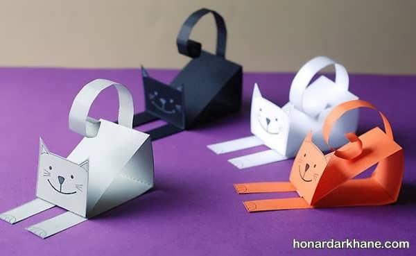 مدل های جالب هنرآفرینی با کاغذ