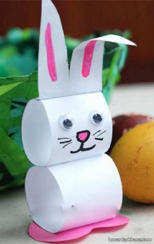 مدل های زیبا و جالب کاردستی کودکانه با کاغذ رنگی