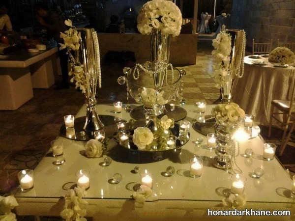 انواع شمع آرایی شیک و رمانتیک با شمع وارمر