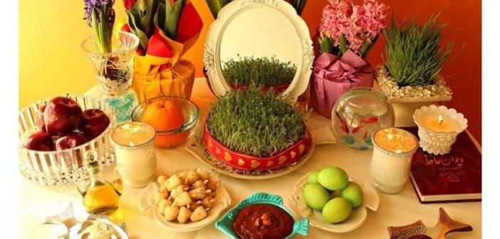 انواع مختلف تزیین میز هفت سین