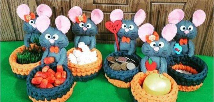 هفت سین سال موش