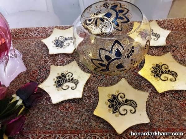 انواع هفت سین دست ساخته زیبا و شیک