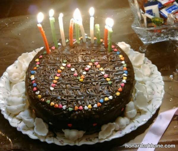 انواع تزیین کیک به سبک های مختلف و جدید