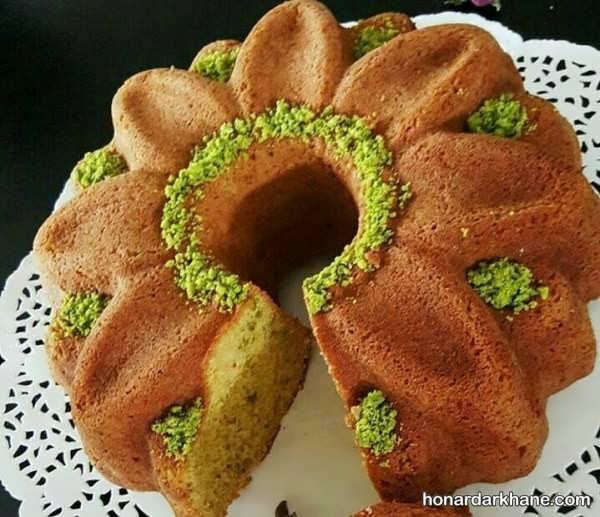 انواع زیبا سازی کیک خانگی با شکلات
