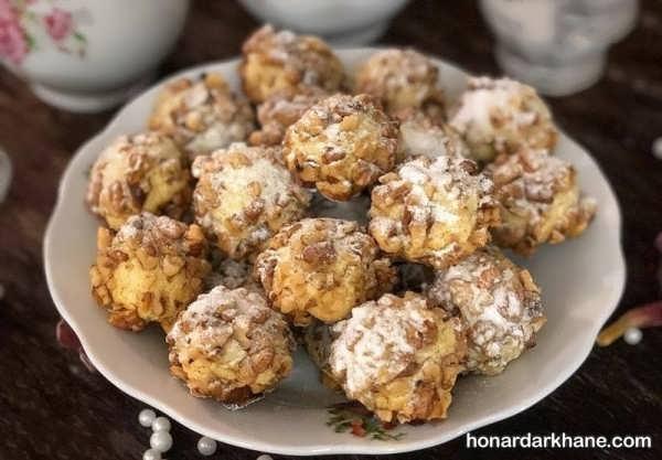 روش پخت شیرینی اسکار با طعمی بی نظیر