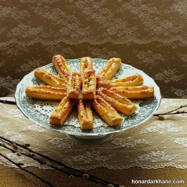 روش تهیه شیرینی زبان خانگی